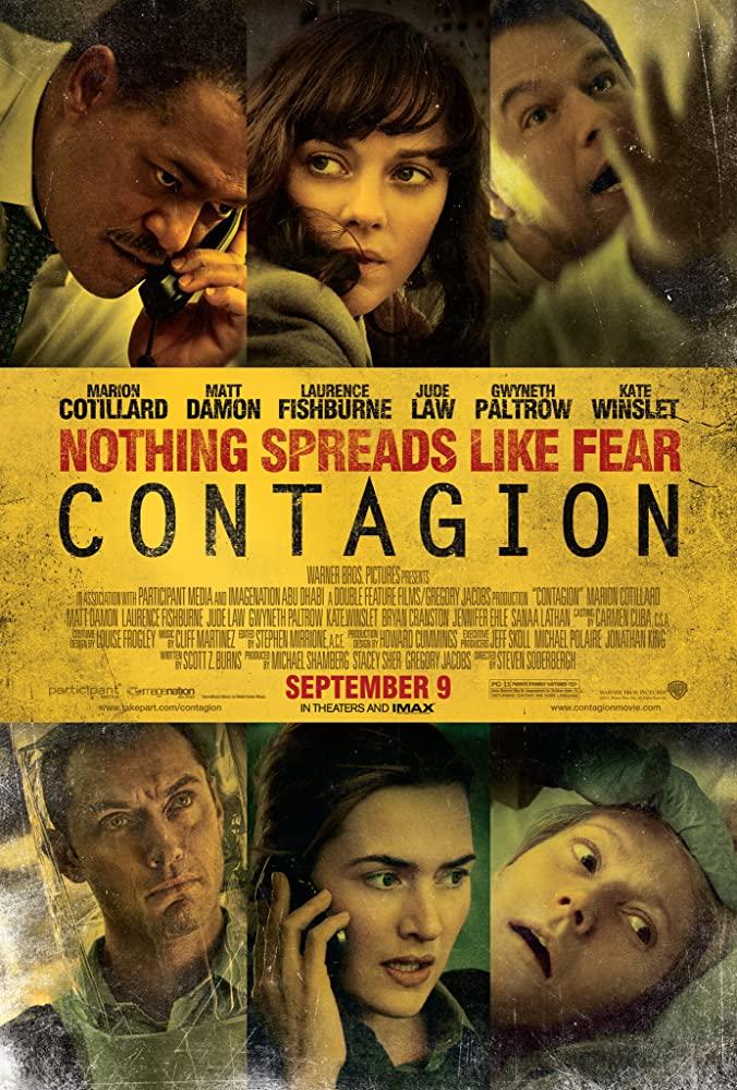 [RECENSIONE] Contagion