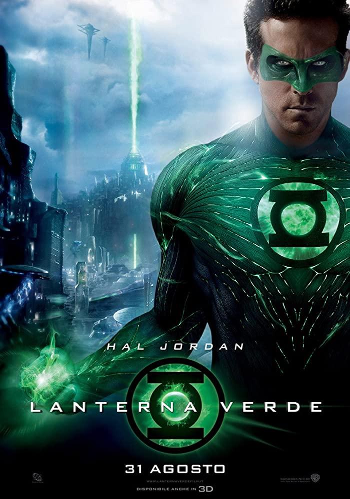 [RECENSIONE] Lanterna Verde