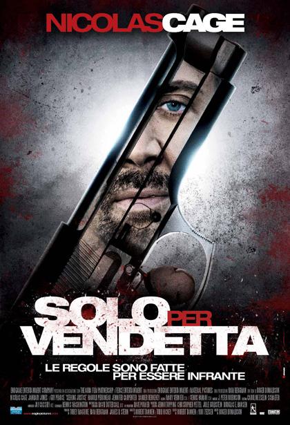 [RECENSIONE] Solo per Vendetta