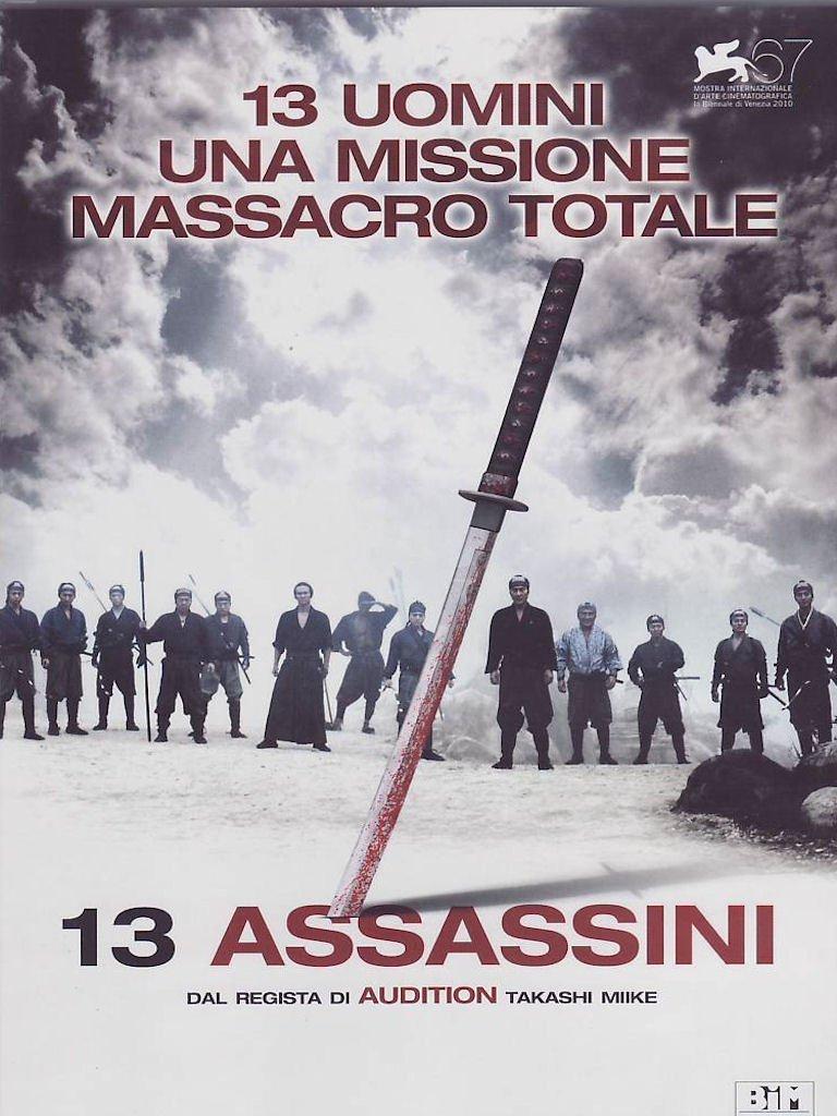 [RECENSIONE] 13 Assassini