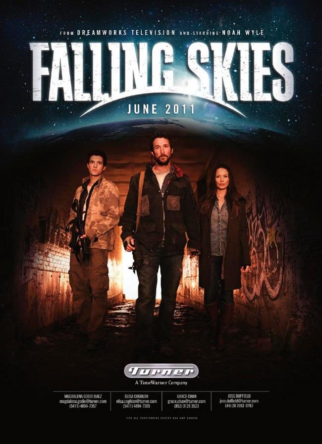 [EXTRA] Un bilancio sulla prima stagione di Falling Skies