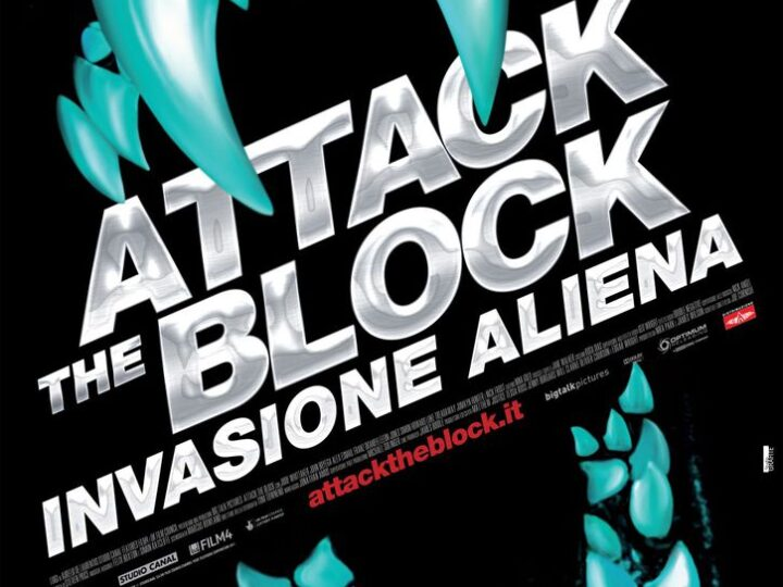[NEWS] Joe Cornish pensa al sequel di Attack the Block