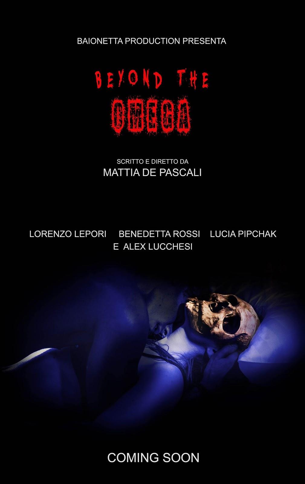 [NEWS] Cambio di titolo per Beyond the Omega di Mattia De Pascali
