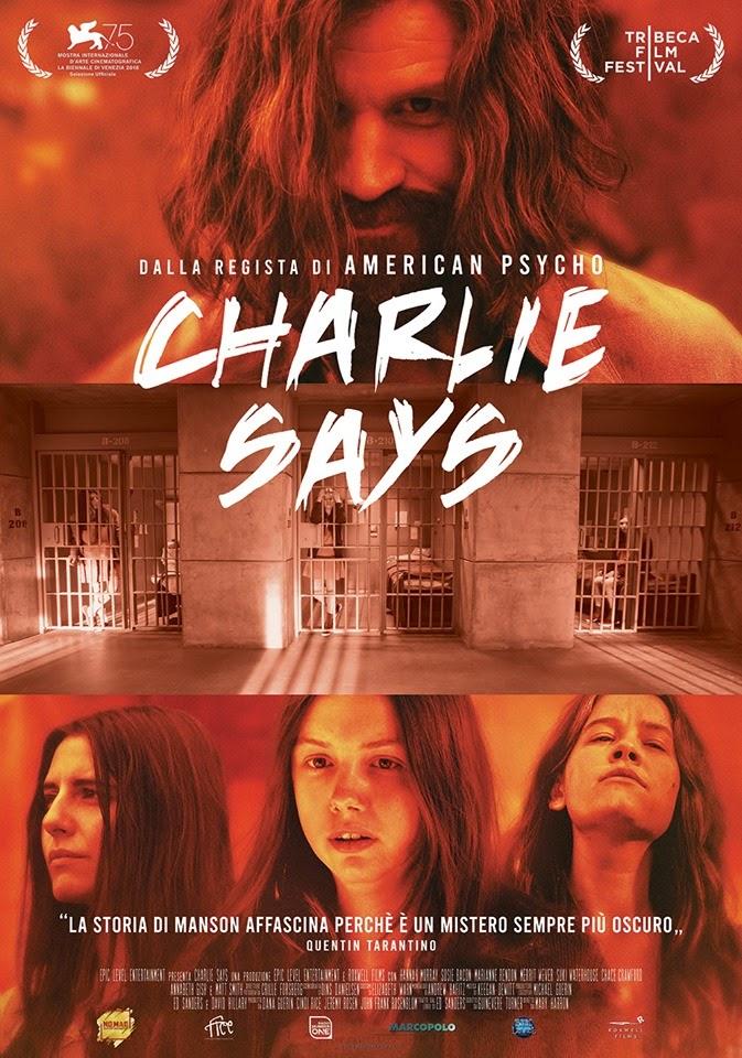 [RECENSIONE] Charlie Says