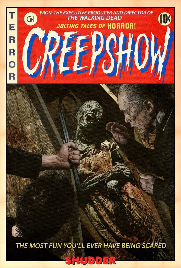 [NEWS] Nuovo trailer per la serie tv Creepshow