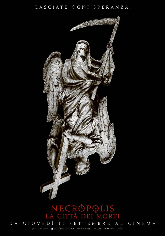 [RECENSIONE] Necropolis – La Città dei Morti