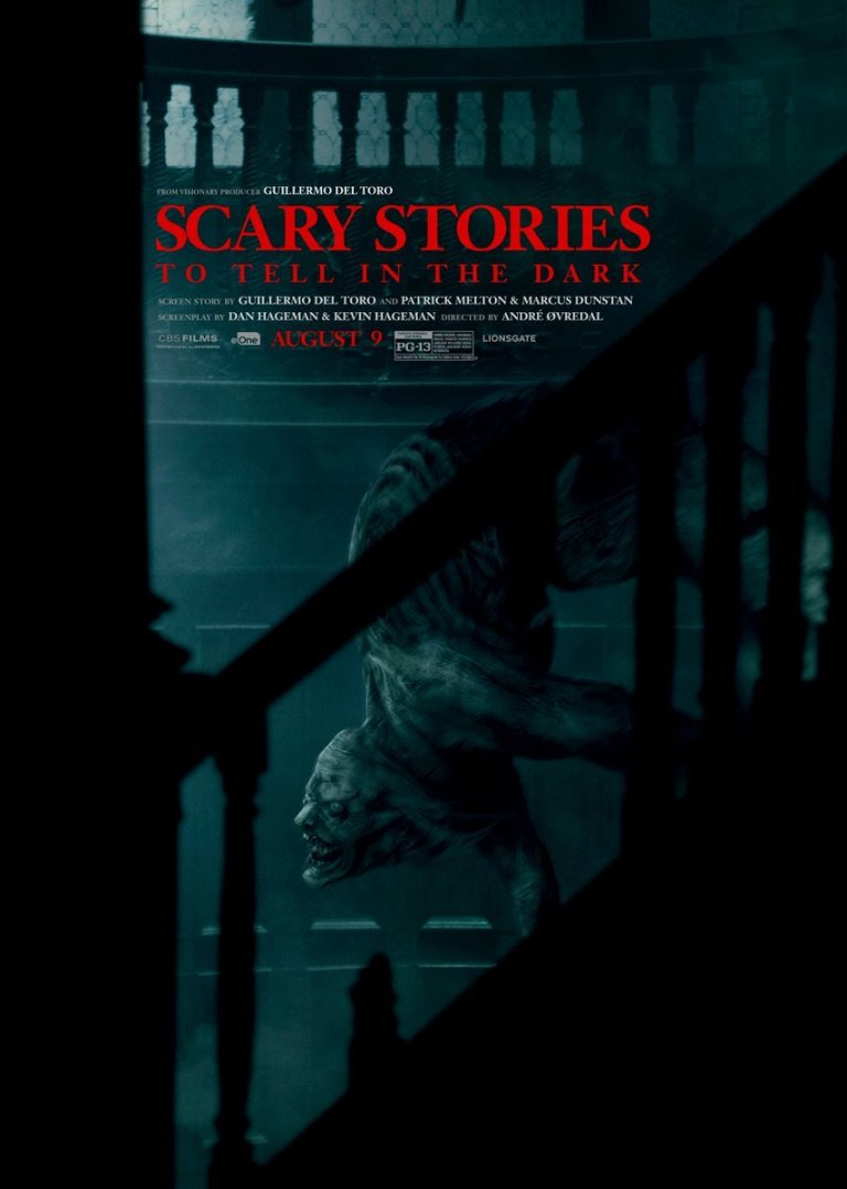 [RECENSIONE] Scary Stories to Tell in the Dark