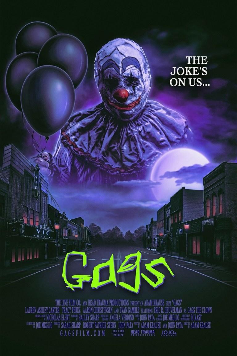[NEWS] Il trailer di Gags The Clown