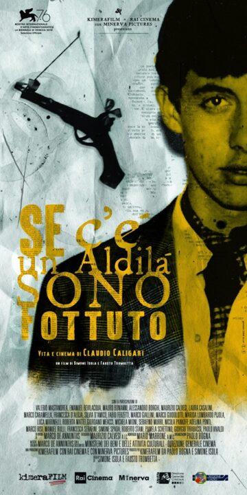 [NEWS] Il doc su Claudio Caligari Se c'è un aldilà sono fottuto a Venezia 76