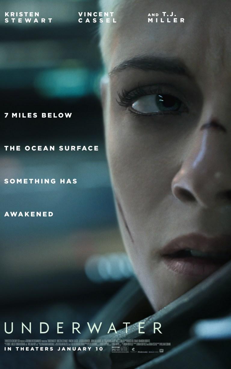 [NEWS] Il trailer di Underwater