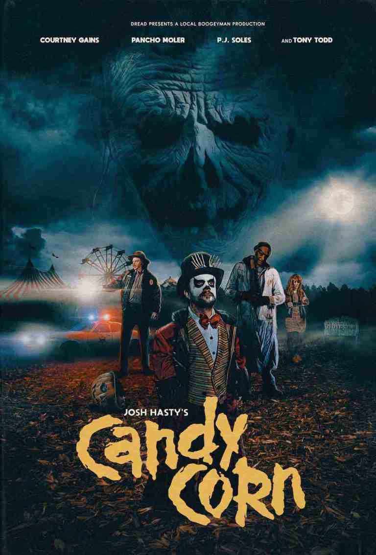 [NEWS] Il trailer di Candy Corn