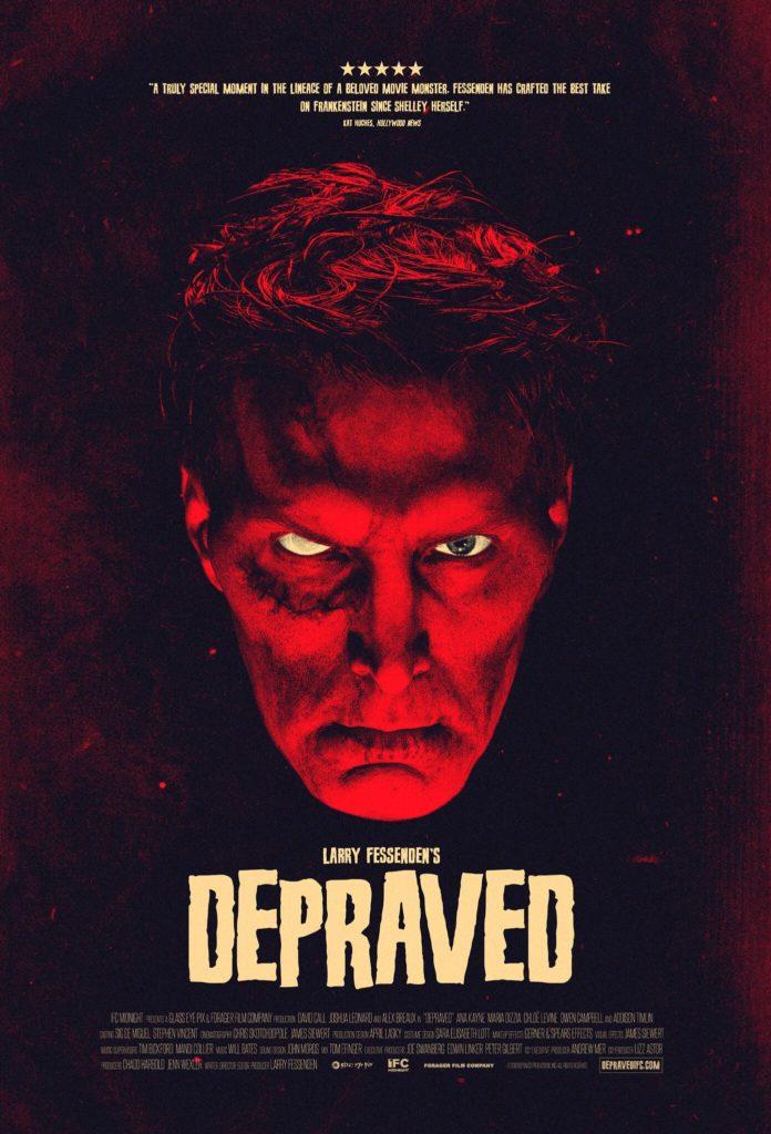 [NEWS] Il nuovo trailer di Depraved di Larry Fessenden