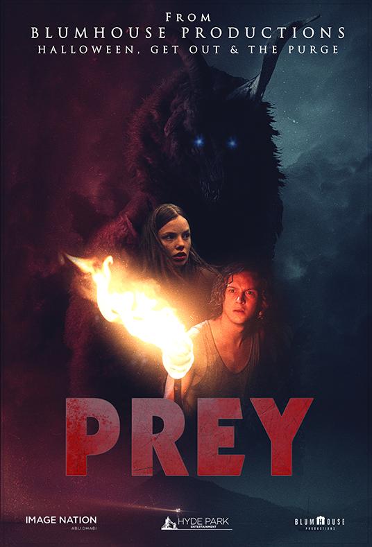 [NEWS] Il trailer di Prey: storia di ragazzi indisciplinati braccati da un mostro su un'isola deserta