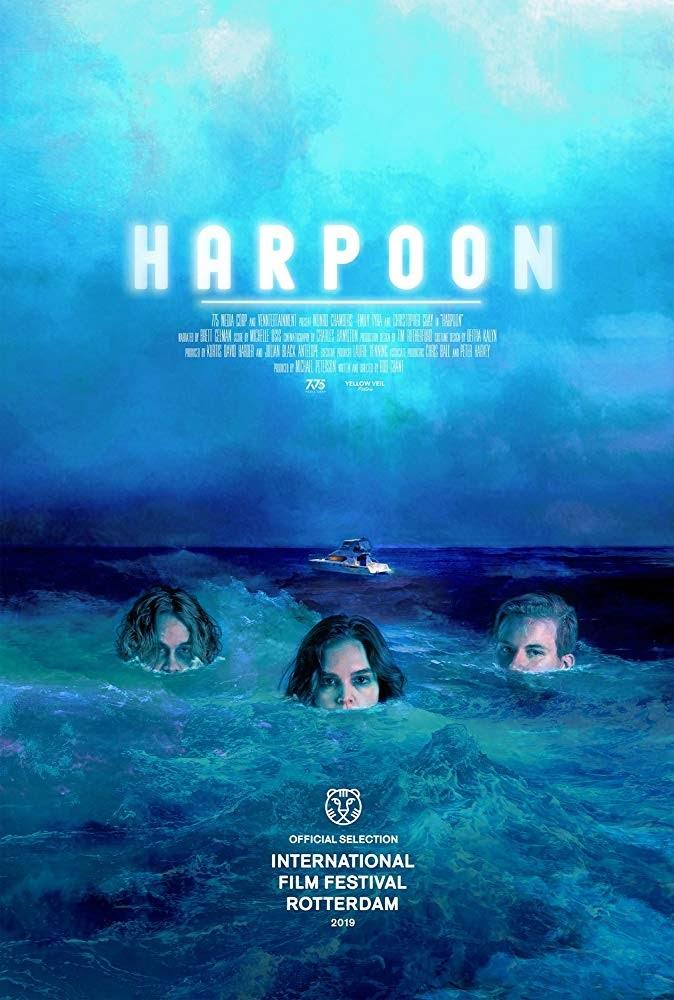 """[NEWS] Il primo trailer di Harpoon, thriller su tre """"amici"""" su una barca in mezzo al nulla"""