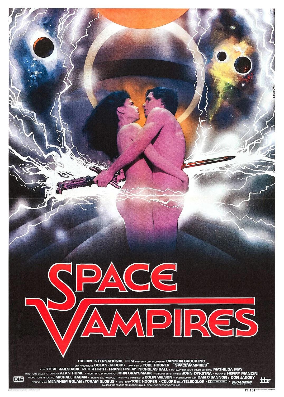 [EXTRA] Space Vampires: nuova forza vitale nel filone vampiresco!