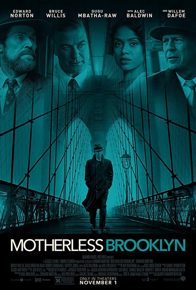 [NEWS] Motherless Brooklyn di Edward Norton apre la Festa del Cinema
