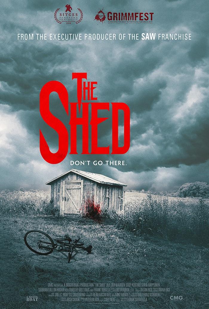[NEWS] Il trailer di The Shed, storia di una vendetta dal bullismo in chiave horror