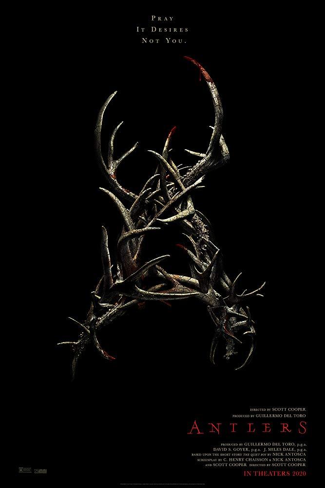 [NEWS] Il nuovo trailer di Antlers