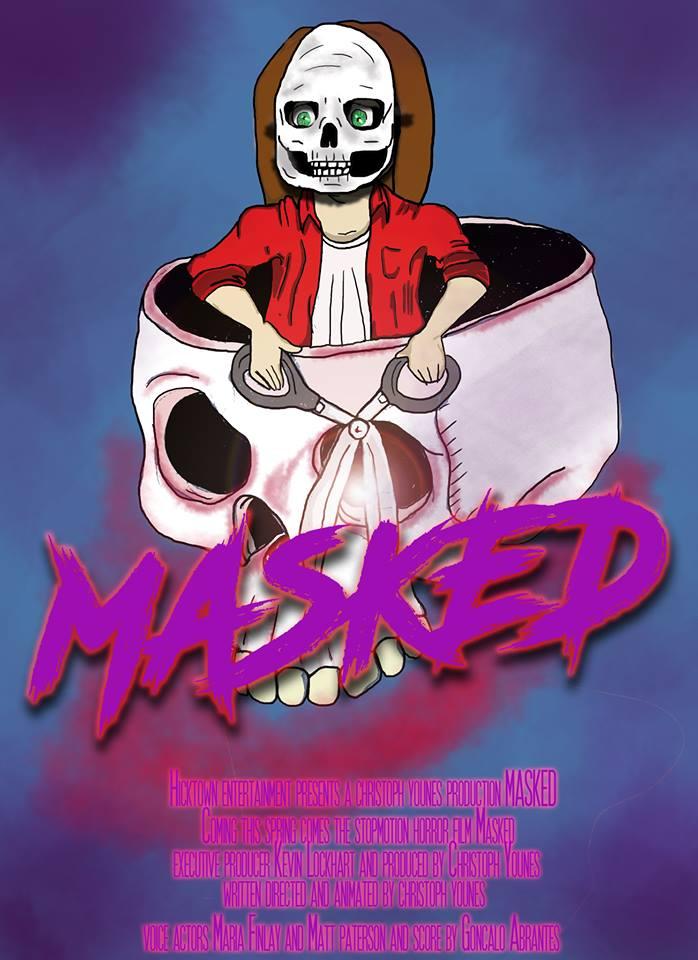 [NEWS] Online Masked, il nuovo corto di Christoph Younes