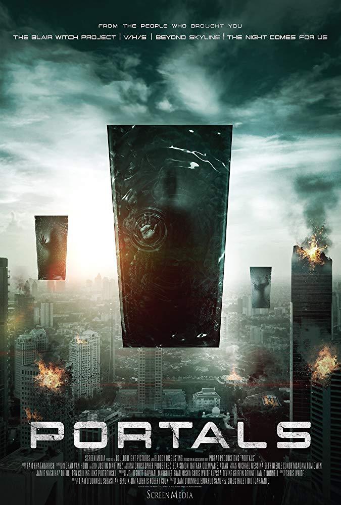 [NEWS] Il trailer del fantascientifco a episodi Portals