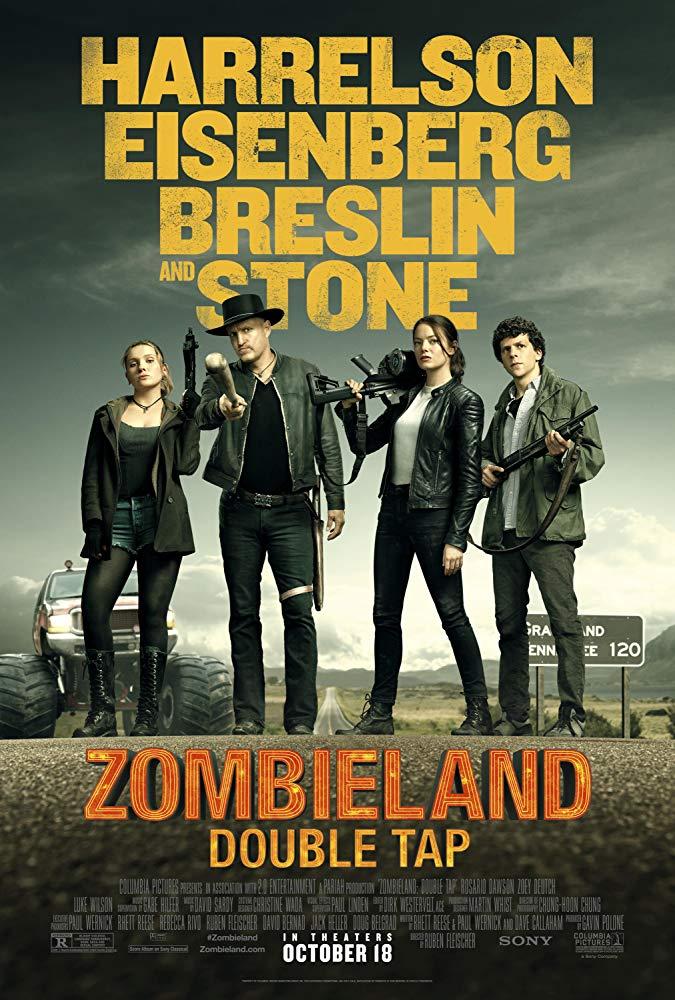 [NEWS] Il nuovo trailer di Zombieland – Doppio Colpo