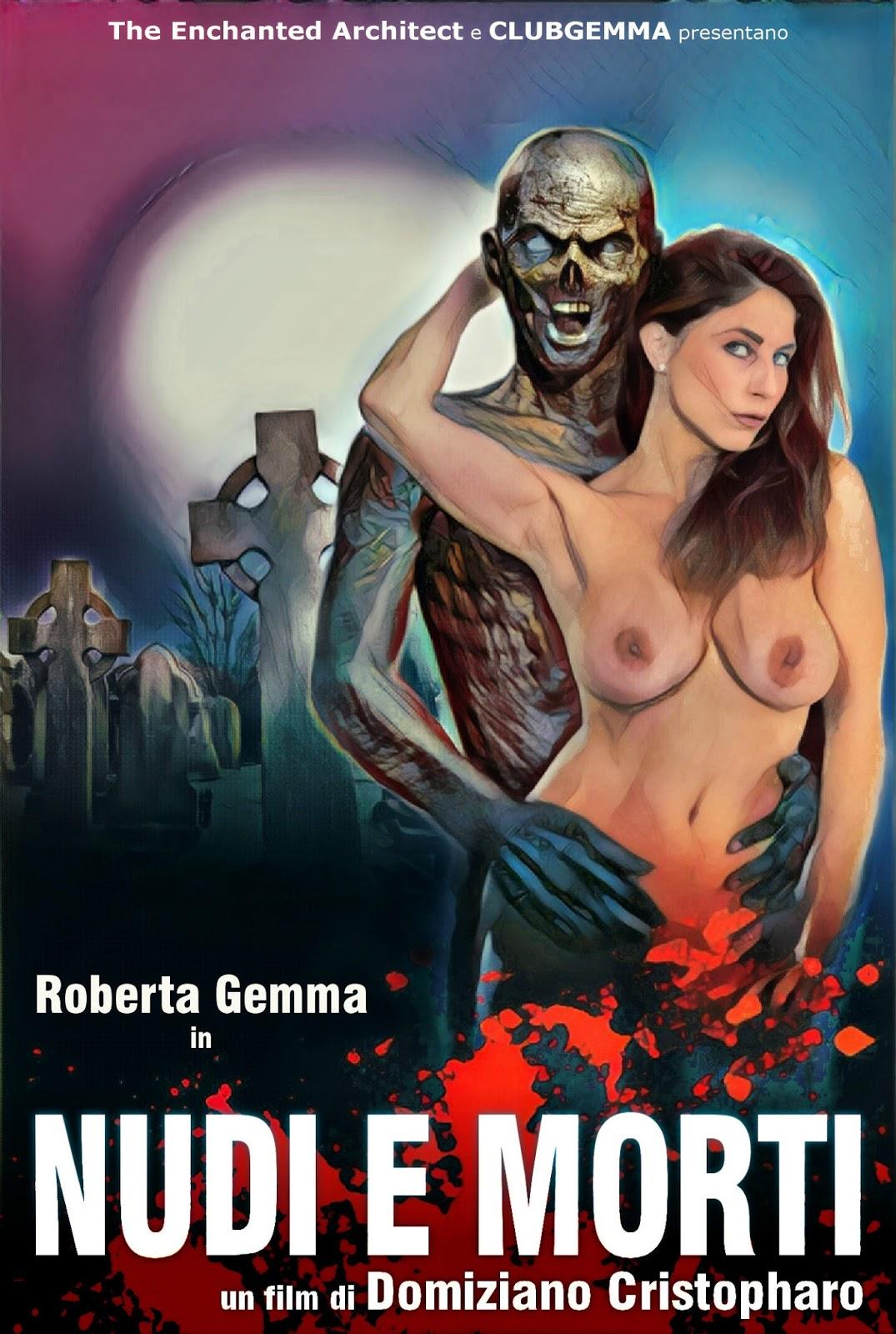 [NEWS] Il poster di Nudi e Morti di Domiziano Cristopharo