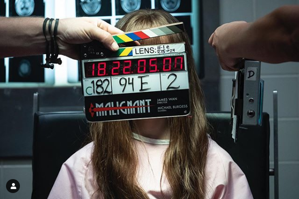 [NEWS] Prima foto da Malignant, il nuovo film di James Wan