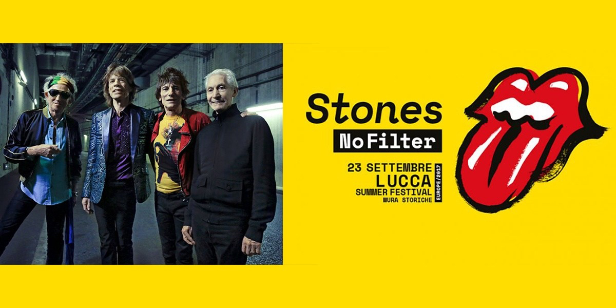 Riprendersi una città: i Rolling Stones a Lucca (a mente fredda).