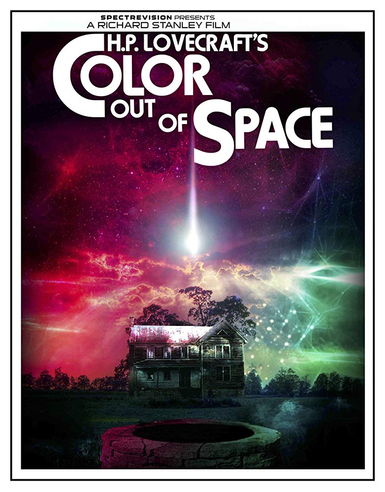 [NEWS] Il poster statunitense di Color Out Of Space di Richard Stanley