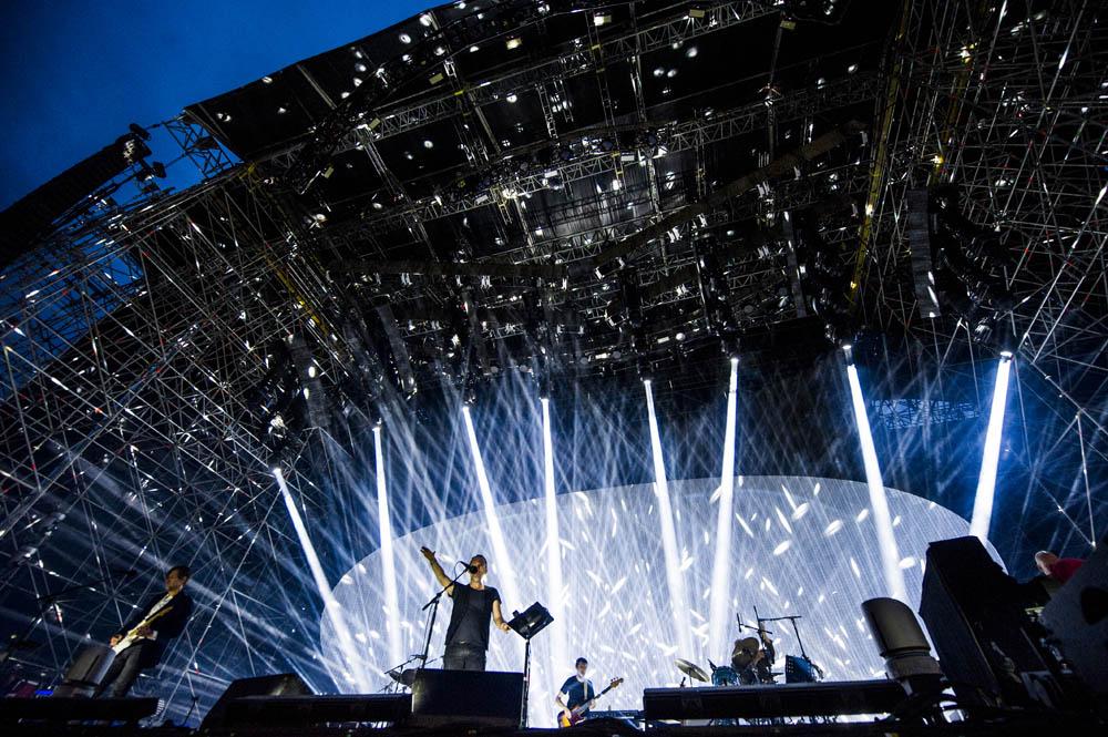 Aspettando gli Stones. I concerti dell'estate 2017: RADIOHEAD
