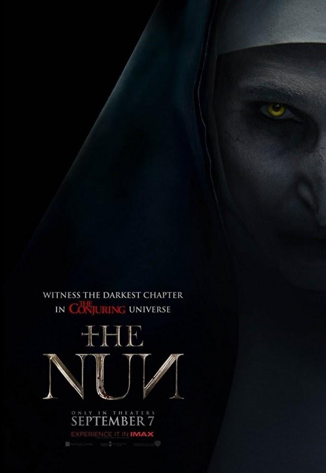 [RECENSIONE] The Nun – La Vocazione Del Male