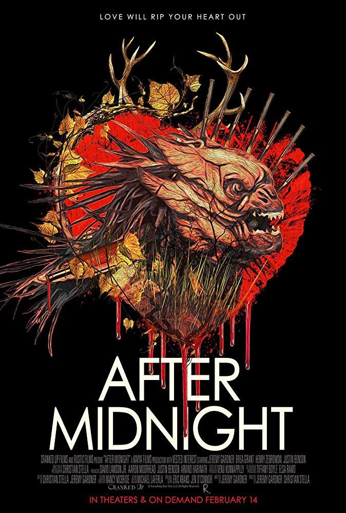 [NEWS] Il trailer di After Midnight, storia di un mostro notturno e del poveretto che tenta di sopravvivergli