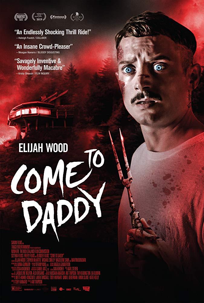 [NEWS] Il trailer di Come to Daddy, protagonista Elijah Wood alle prese con un padre fuori di testa