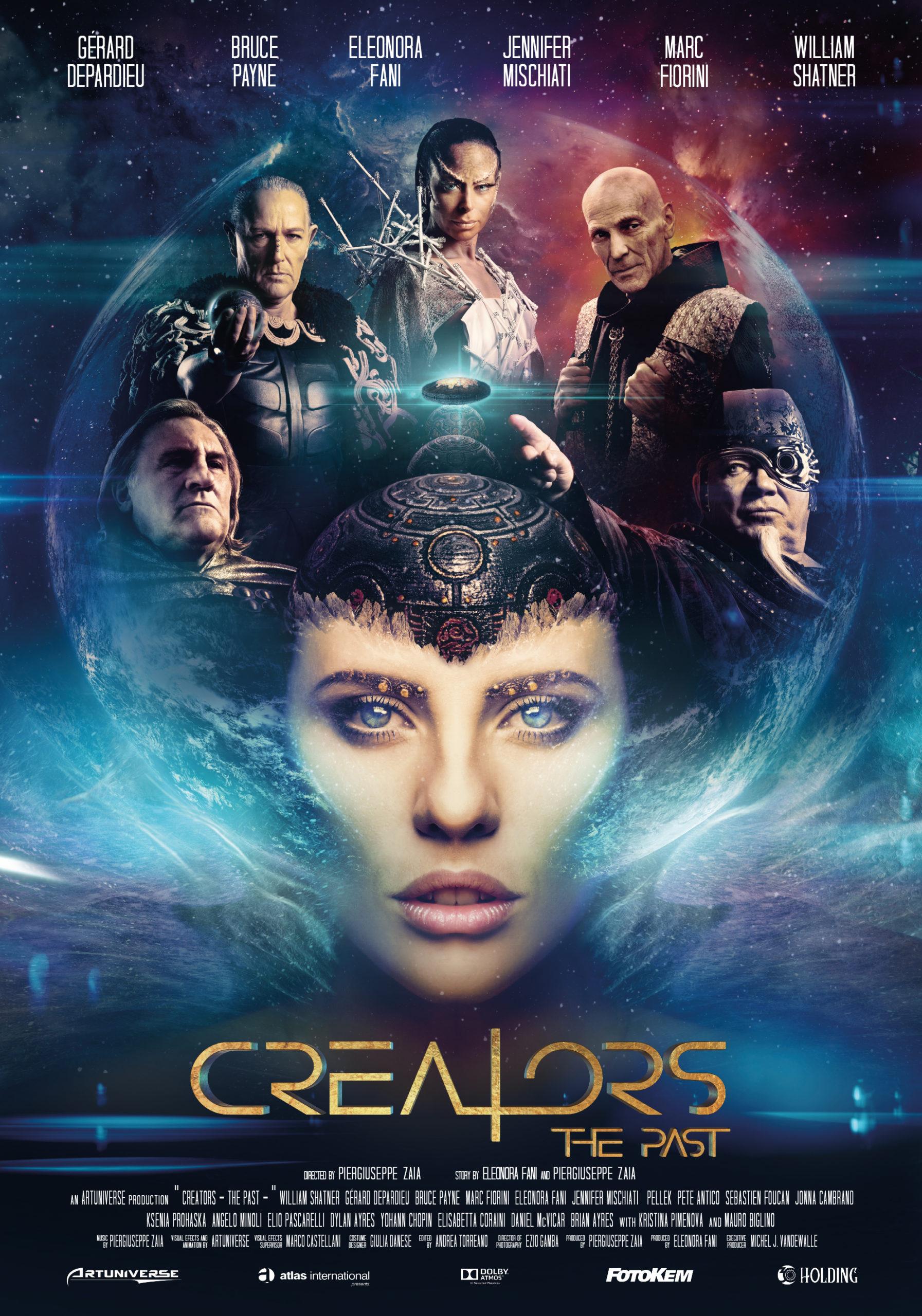 [NEWS] Il trailer del fantascientifico italiano Creators – The Past