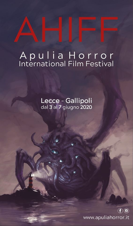 [NEWS] La locandina del secondo Apulia Horror International Film Festival