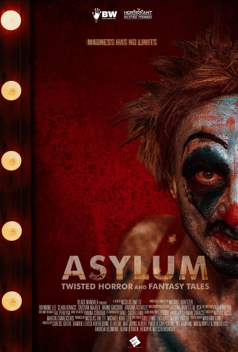 [NEWS] Il trailer del film a episodi Asylum – Twisted Horror and Fantasy Tales