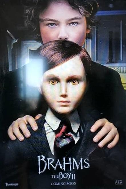 [NEWS] Trailer e poster italiani di The Boy – La Maledizione di Brahms