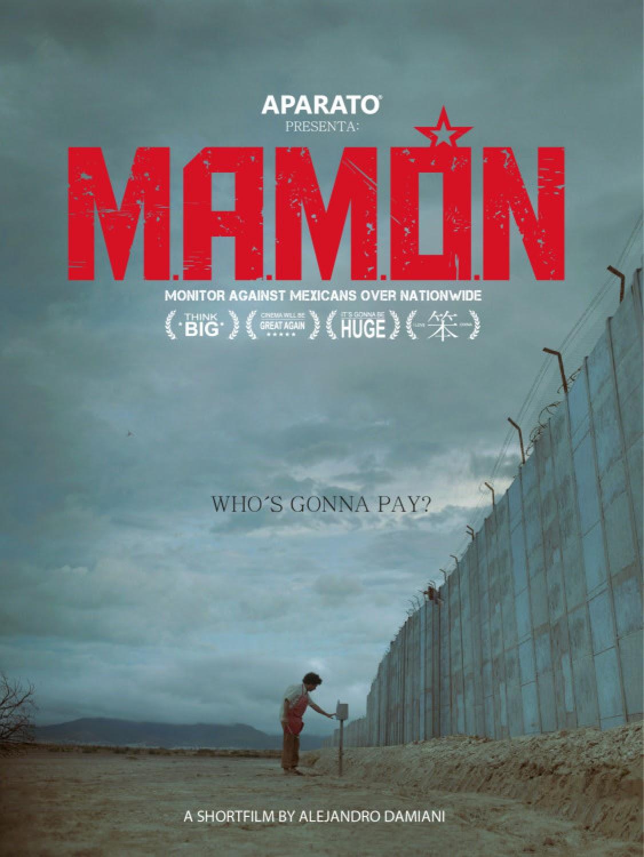 [RECENSIONE] M.A.M.O.N. (cortometraggio)