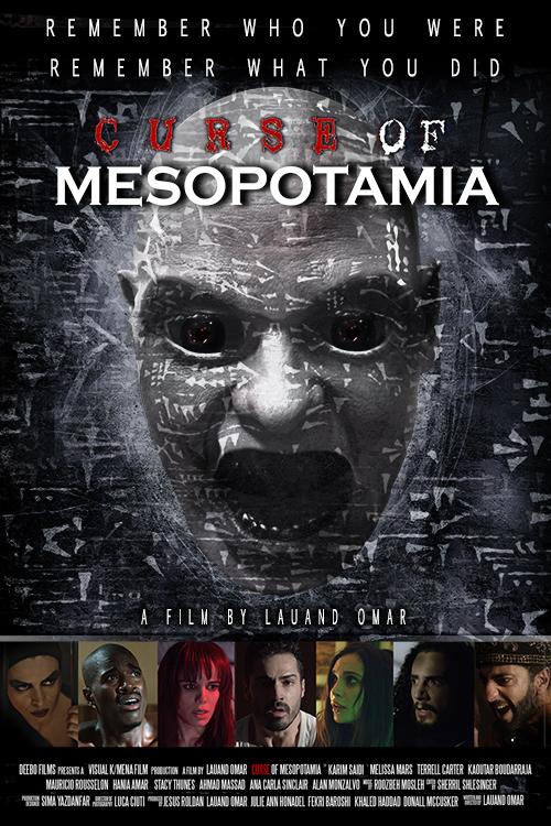[NEWS] Curse of Mesopotamia, l'horror di Lauand Omar sarà distribuito a fine mese in Europa