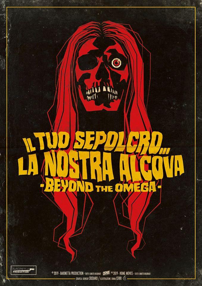 [NEWS] La locandina alternativa di Il Tuo Sepolco… La Nostra Alcova: Beyond the Omega
