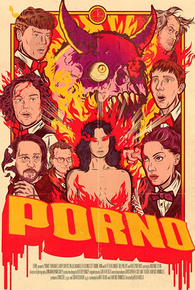 [NEWS] Il trailer della commedia horror Porno