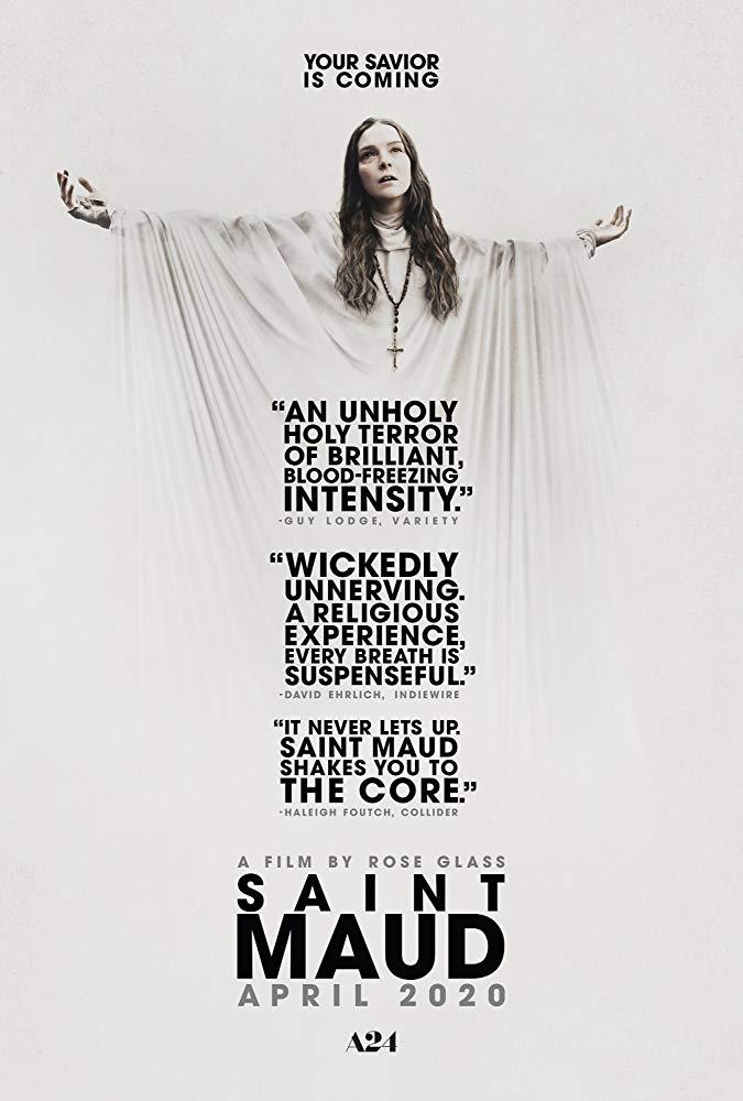 [NEWS] Il trailer di Saint Maud per il mercoledì delle ceneri