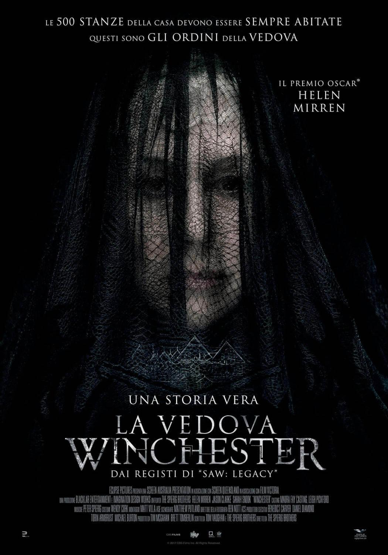 [RECENSIONE] La Vedova Winchester