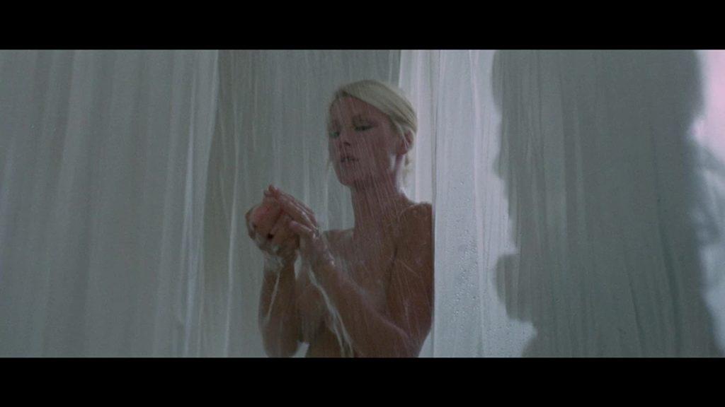 L'uccisione sotto la doccia nel film di Sergio Martino Lo strano Vizio Della Signora Wardh.