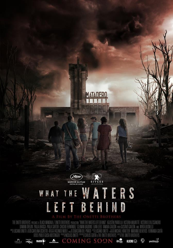 [RECENSIONE] What The Waters Left Behind – Los Olvidados