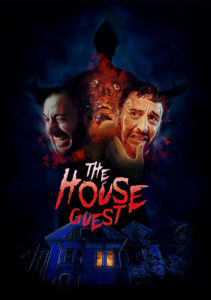 La locandina del film The house Guest