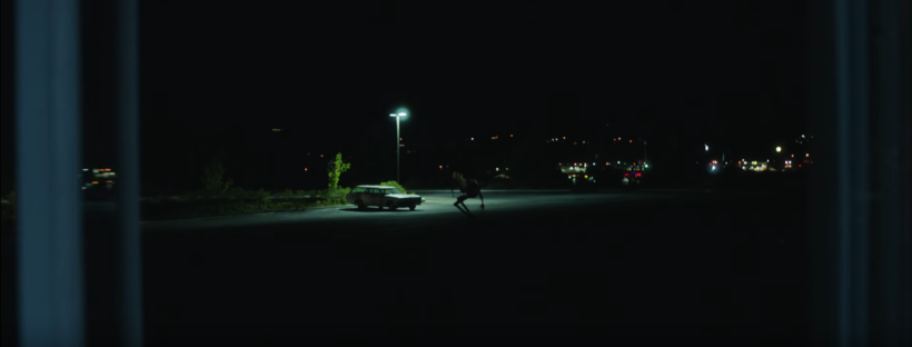 una immagine dal corto Larry di Jacob Chase
