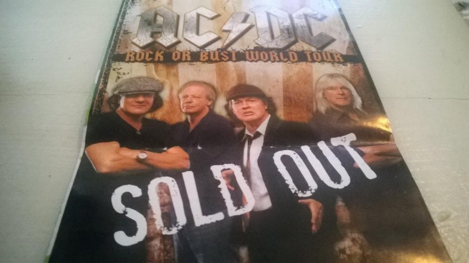 GLI AC/DC A IMOLA – Reportage verissimo del concerto dell'anno
