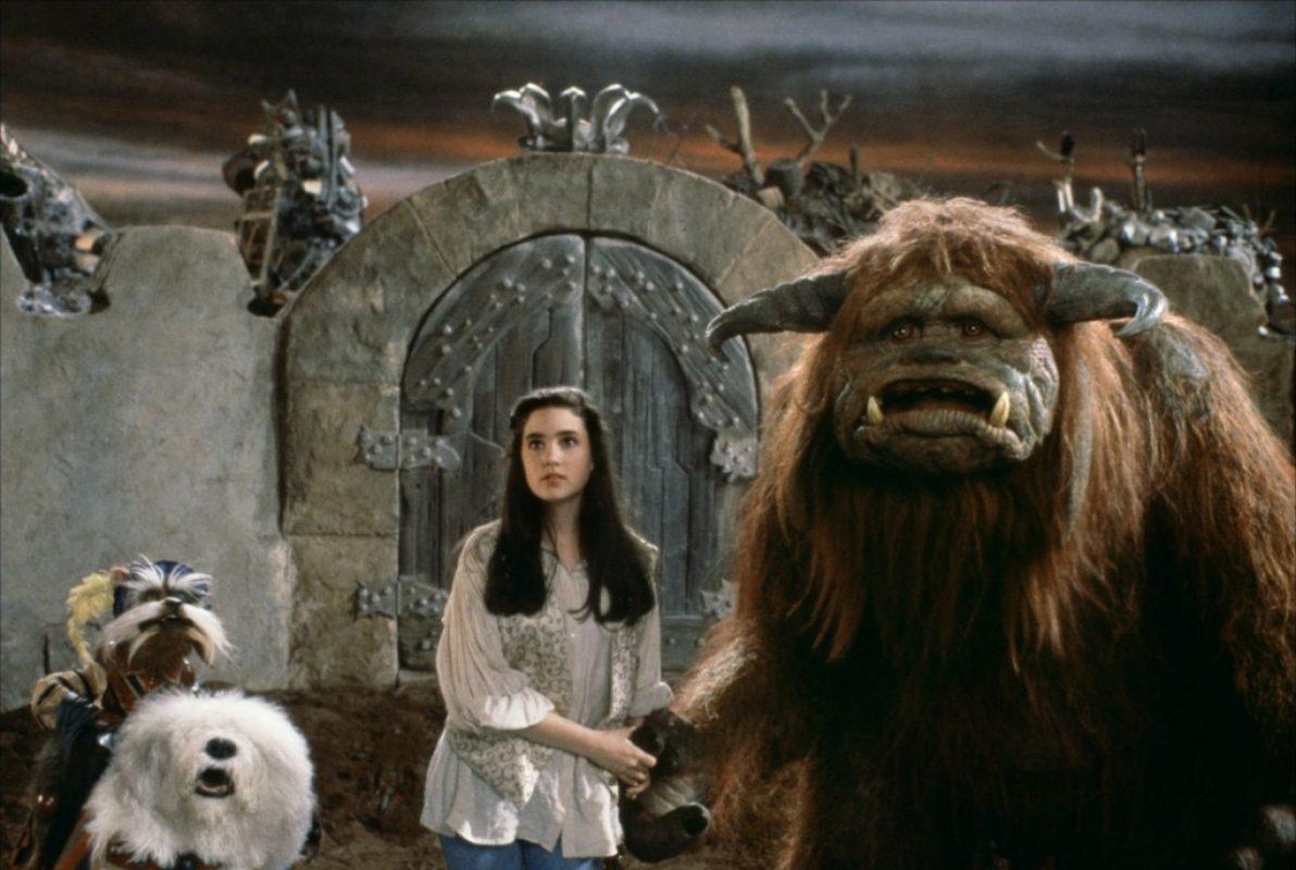 Jennifer Connelly nel film Labyrinth
