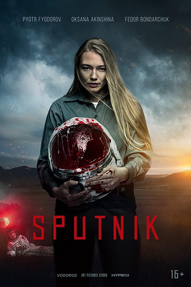 La locandina del film Sputnik